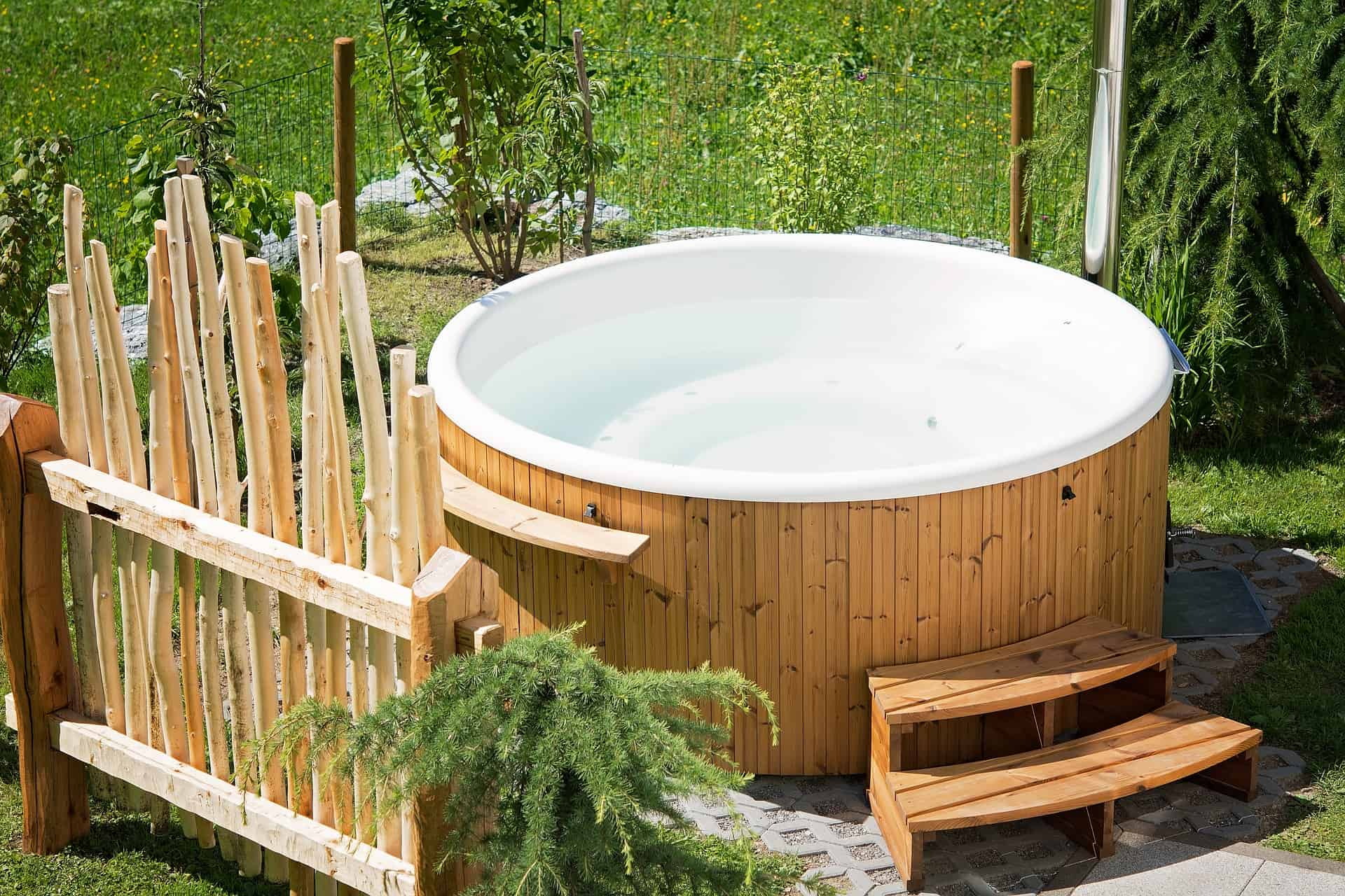 hot tub wiring by Wave Electric in New Jersey
