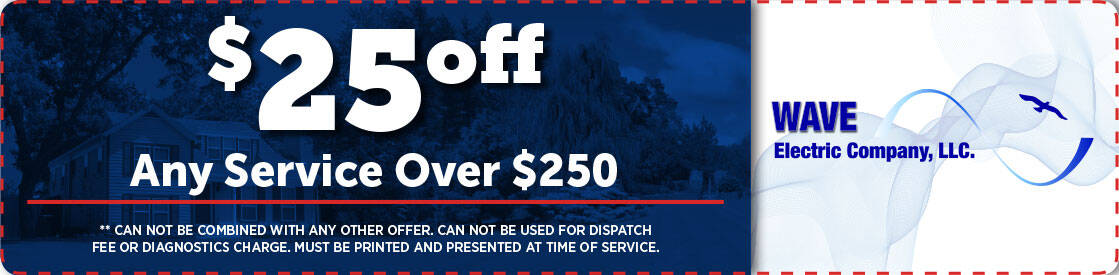 $25 off any service over $250
